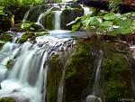 Plitvický vodopád