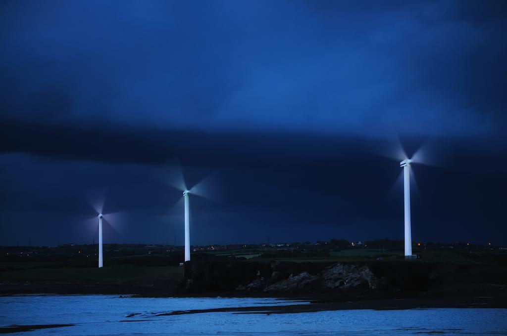 Vítr a bouřka