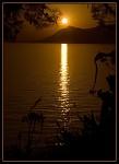 Dotřetice západ slunce