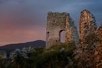 Podvečer v ruinách III