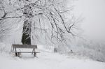 Zimní posezení