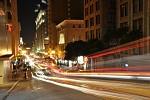 Noční San Francisco