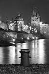 Night Charles Bridge