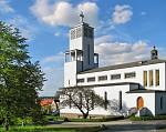 Kostel sv. Anežky České, Praha-Spořilov II