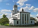 Kostel sv. Anežky České, Praha-Spořilov I