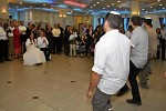 židovská svatba -Jerusalém-Izrael