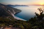 Ráj na Zemi - Myrtos