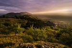 Ráno na Stolové hoře