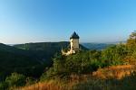 Ráno na Kněží hoře...