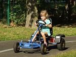Na dětském dopravním hřišti II