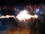 novoroční oslavy