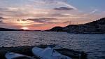 Západ slunce Murter-Chorvatsko 2011