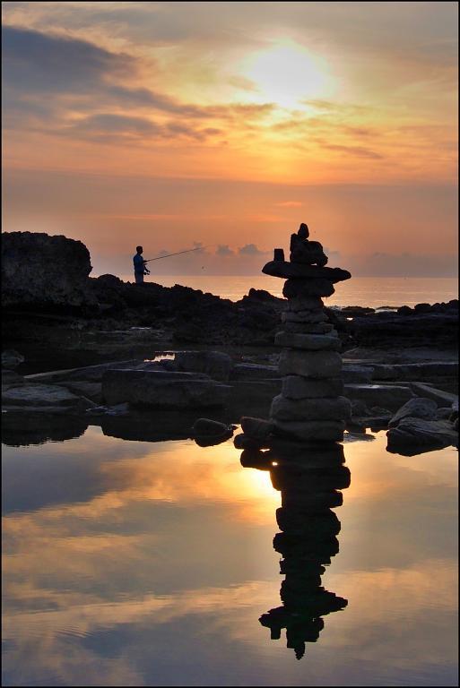 po východu slunce
