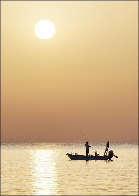 rybář VI