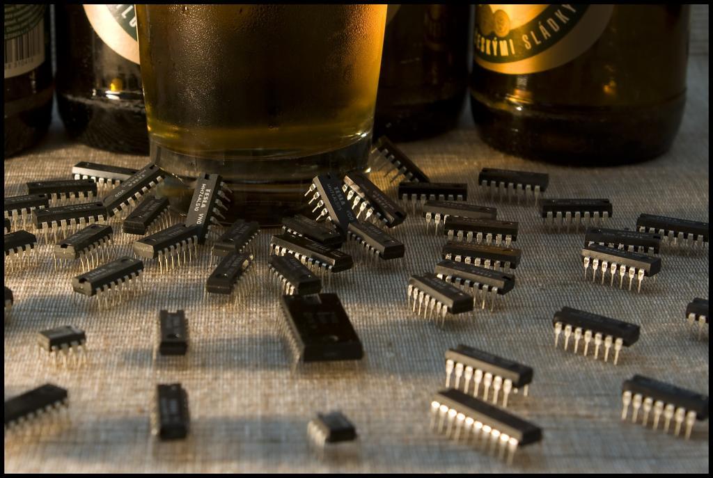 Šváby na pivo