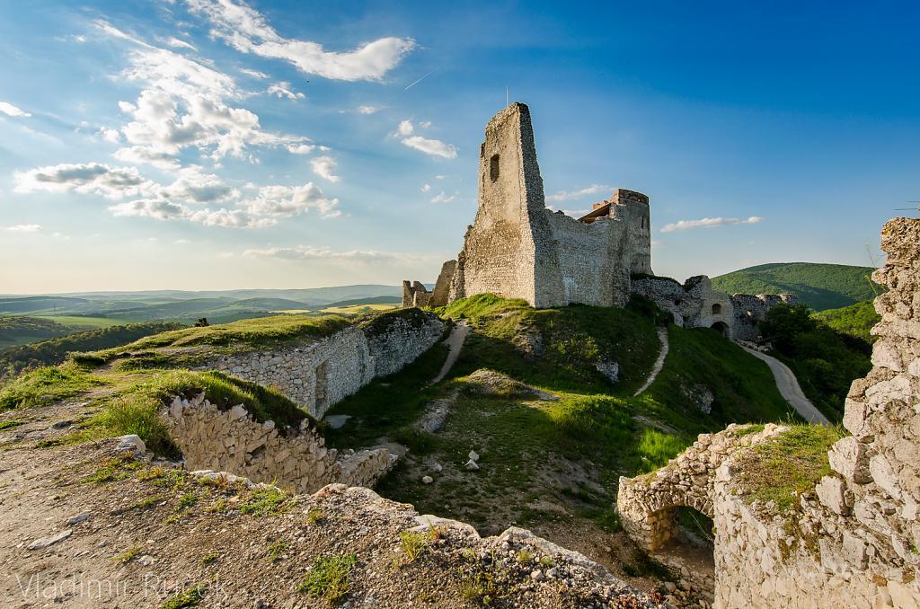 Čachtický hrad I