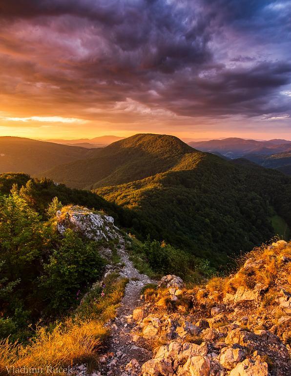 strážovské hrebene