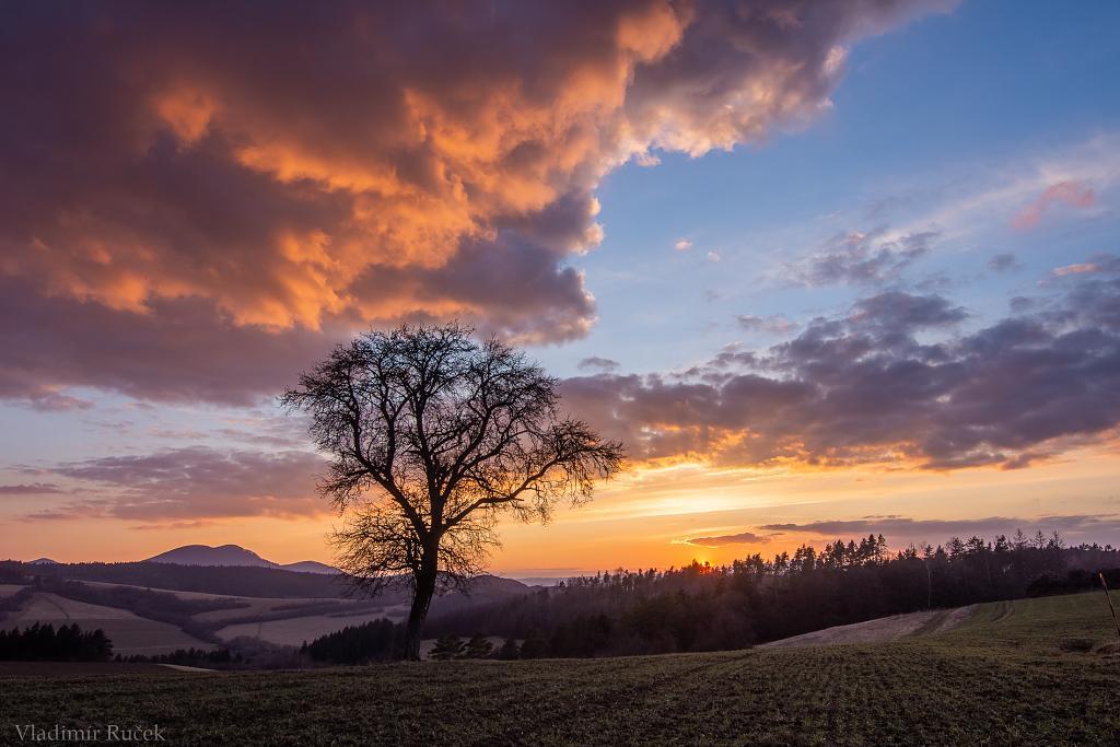 Slopňanský západ slnka