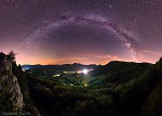 Strážovské vrchy a štvrtinka sveta