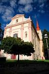 Česká Lípa- kostel