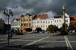 Česká Lípa - náměstí