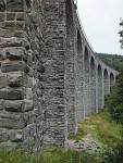 Kryštofovo údolí - viadukt