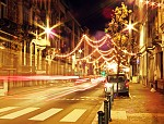 Noční Bruxelles