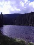 Jezero Laka před pěti lety