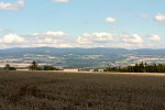 Pohled na Orlické hory