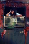 Ve starém vlaku