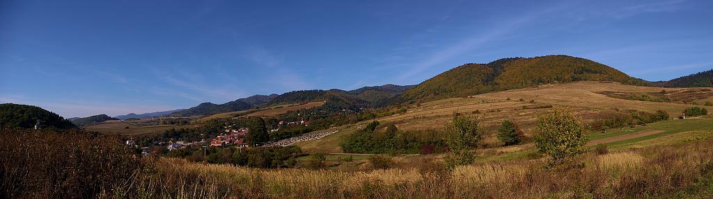 Panorama Drienice