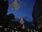 Vánoční výzdoba Vídně