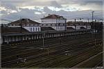 Chomutov hlavní nádraží