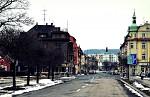 Chomutov  Blatenská - ulice