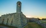 pevnost sv.Augustine