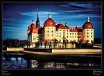 Popelčin zámek - Moritzburg