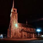 Nymburk - kostel Svatého Jiljí