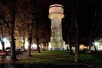 Nymburk - vodárenská věž