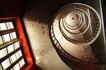 Hotel Jadran - hlavní schodiště II