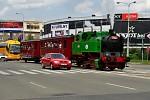 Závody v Brně