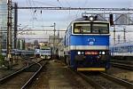 Všude samý vlaky...