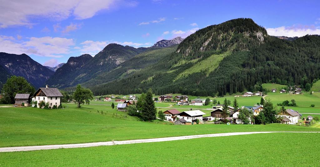 V rakouském Gosau