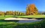 Podzim na golfu