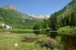 Nálady v údolí Daone/Dolomity Presanela