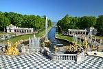 Petrodvorce-Velká fontána