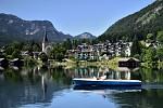 Letní radovánky na jezeře