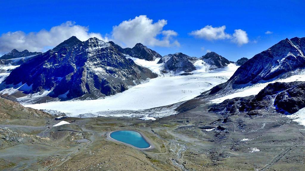 V Rakouzských Alpách