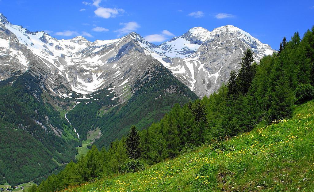 Zillertalské štíty