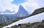 Cima Grande z Monte Piana