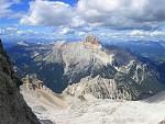 Pico di Vallandro 2839m